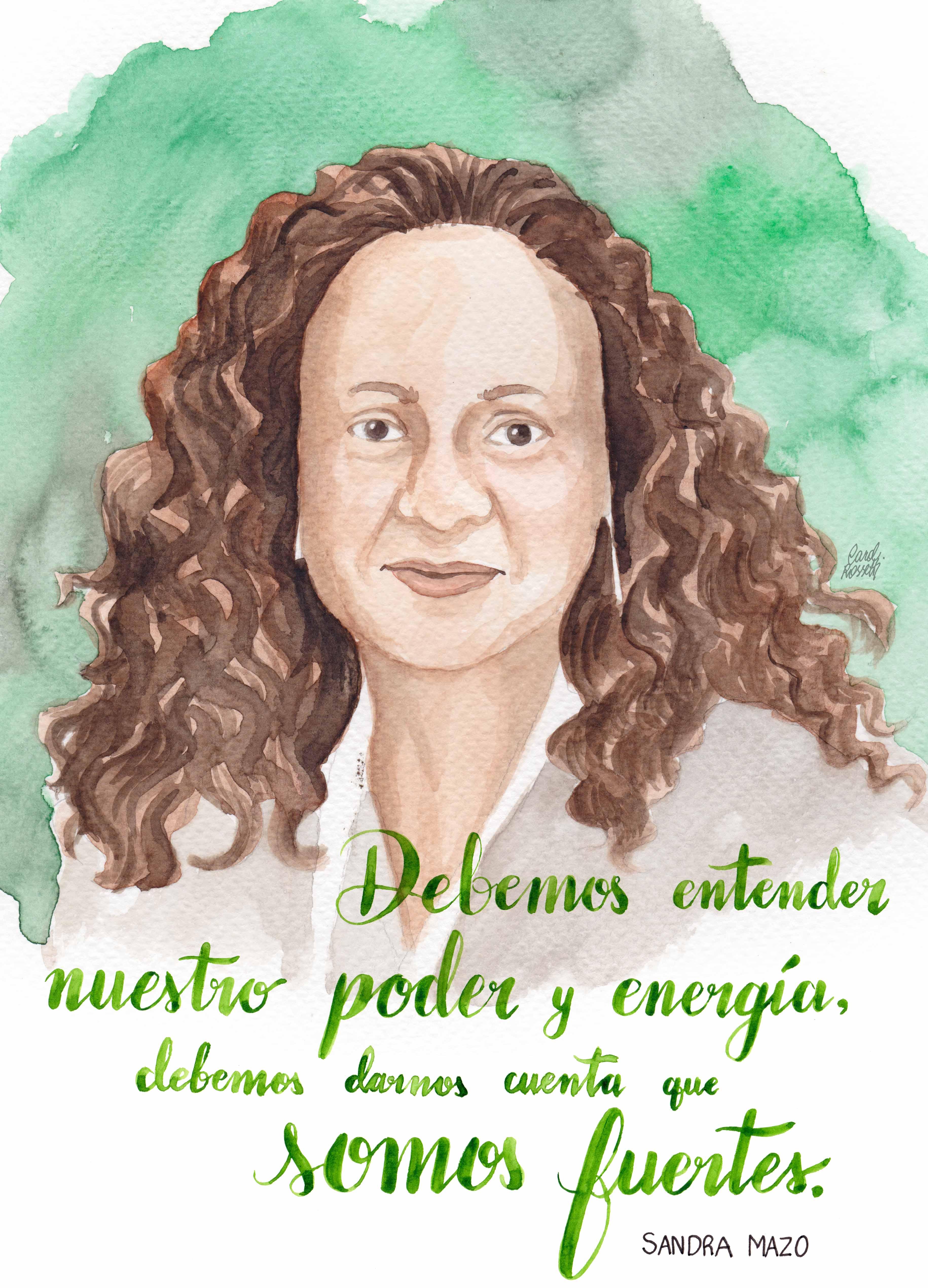 Sandra Mazo