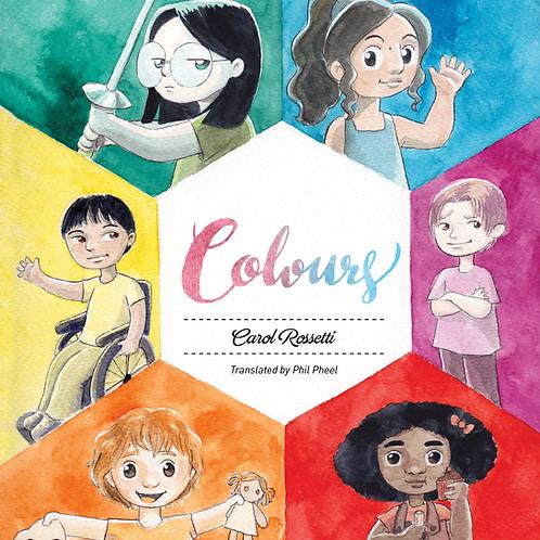 Colours - Ebook