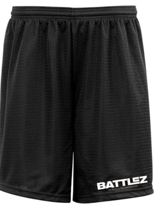 BATTLEZ Capsule Collection Basketball Short