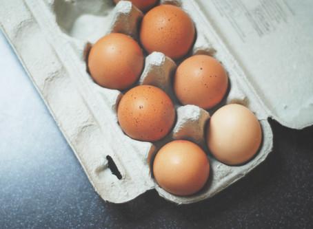 3 nietypowe sposoby na wykorzystanie jajek w diecie keto