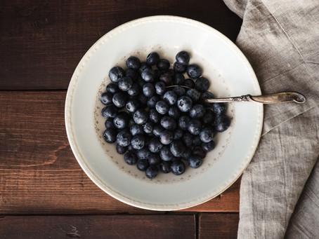Które jagody sprawdzą się w diecie ketogenicznej? Ranking wg zawartości cukru