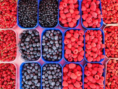 Owoce w diecie ketogenicznej – co jeść?