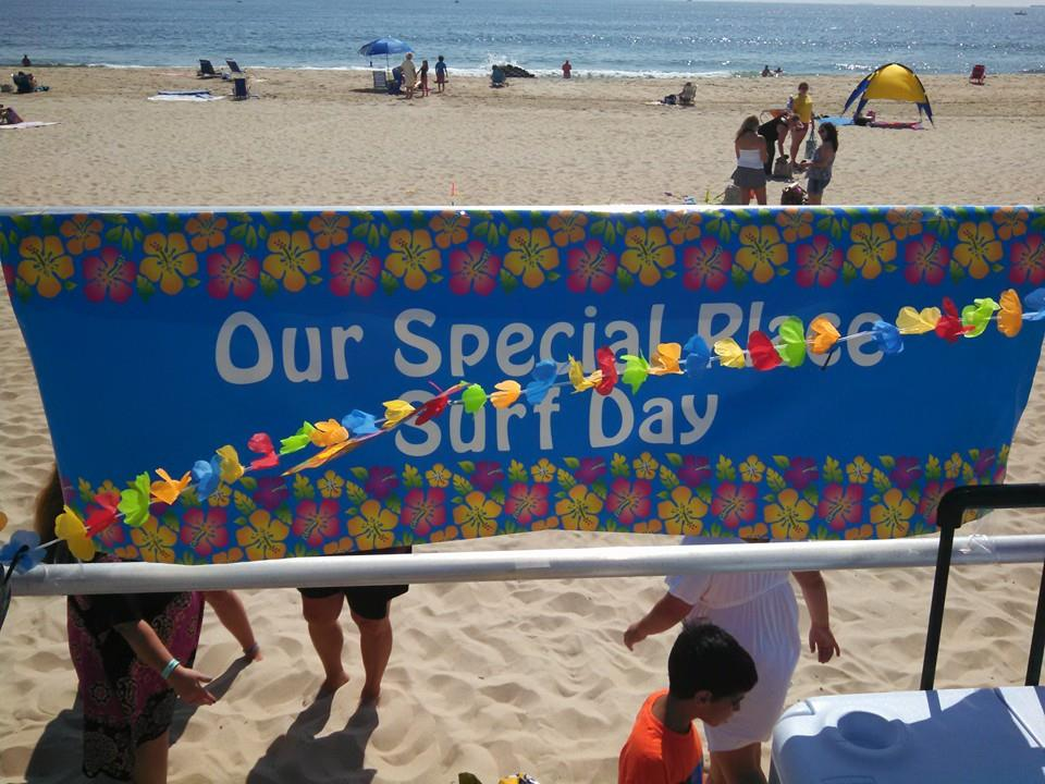 Our Special Place SURF DAY