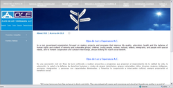 Website OLE A.C.