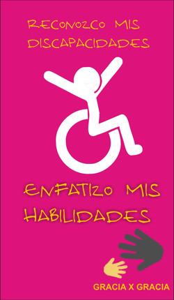 Card discapacidades GraciaxGracia