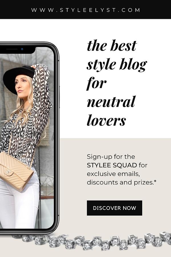 styleelyst blogger discount codes