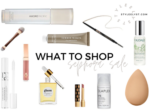 WHAT TO SHOP: SEPHORA SPRING SAVINGS EVENT SALE 2021