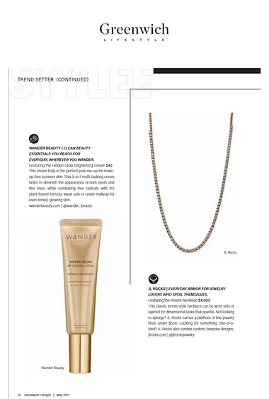 THE STYLE LIST BU STYLEE LYST MAY ISSUE