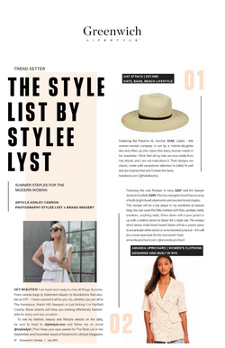 STYLEE LYST IN THE PRESS