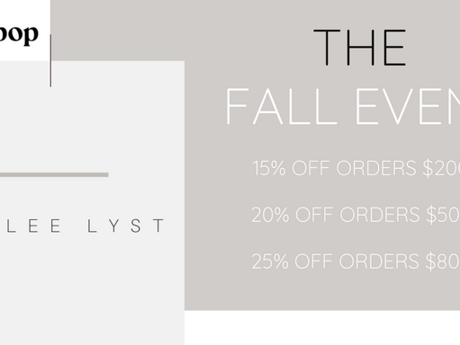 WHAT TO SHOP DURING SHOPBOP'S THE FALL EVENT 2020