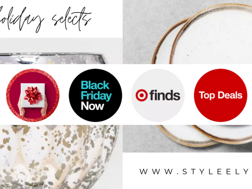 TARGET: BLACK FRIDAY DEALS, HOLIDAY PRESENTS, DECOR, STOCKING STUFFERS AND MORE!