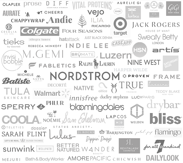 stylee lyst brand partners