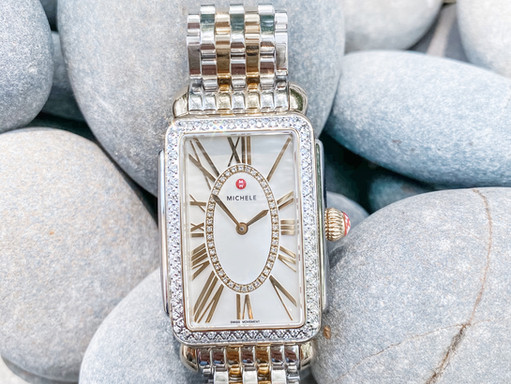 THE BEST PLACE TO BUY A MICHELE WATCH IN CONNECTICUT // NAGI JEWELERS