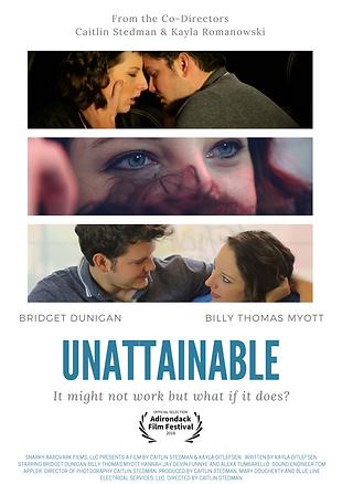 Black and White Romantic Comedy Movie Po