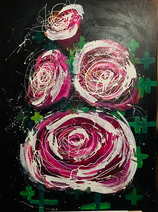 Medicine roses
