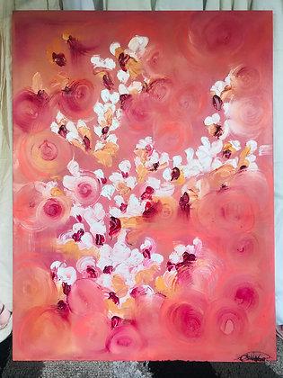 Where the magnolia's bloom