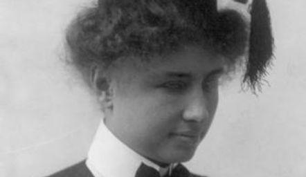 Young Hellen Keller