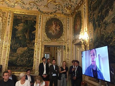 Matteo Barale Roberta Crolle Palazzo Bri