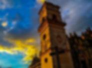 La Merced Bell Tower, Granada Nicaragua