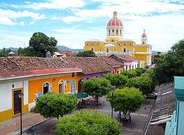 Colonial city of Granada, Nicaragua