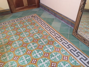 Colonial Cement Tile