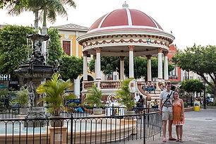 Parque Central Granada, Nicaragua