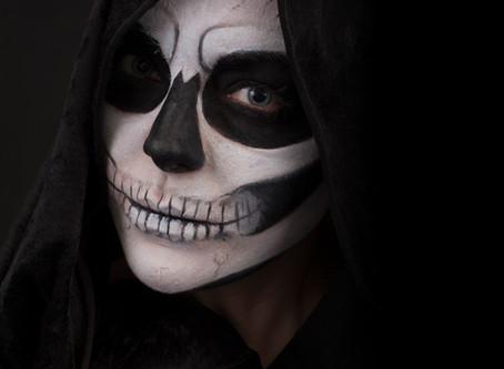 Halloween Tutorials The Skull