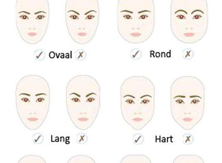 De verschillende manieren in het shapen van je wenkbrauwen!