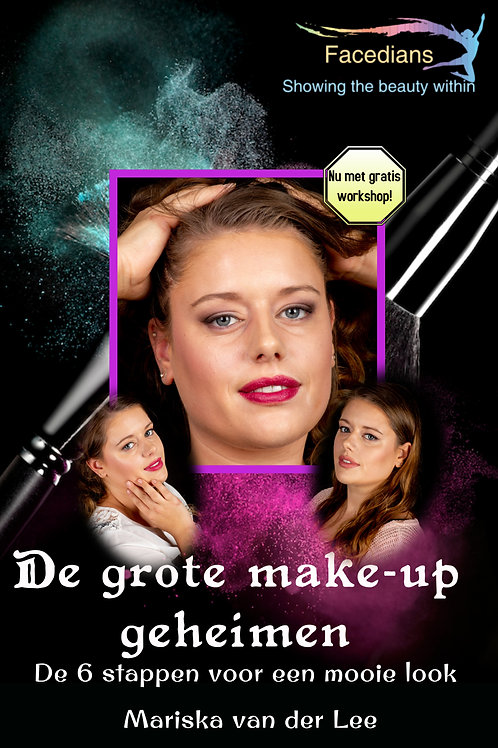Ebook: De grootste make-up geheimen!