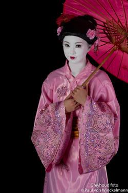 Geisha shoot 2016