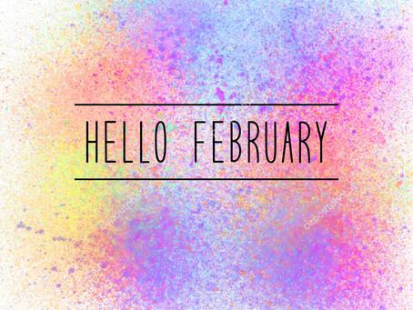 Februari - Mijn maand Workshop