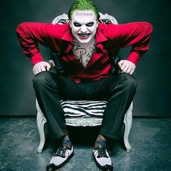 Batman Vilain shoot 2016