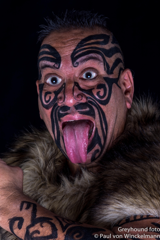 Maori tattoo 2017