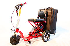 Enhance Mobilty Scooters available at newyorkmobilityscooter.com