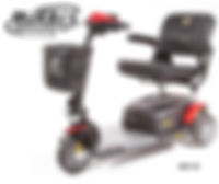 New Jersey Mobility Scooter