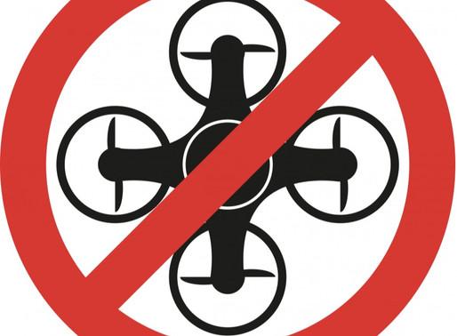Geen Drone-meeting..