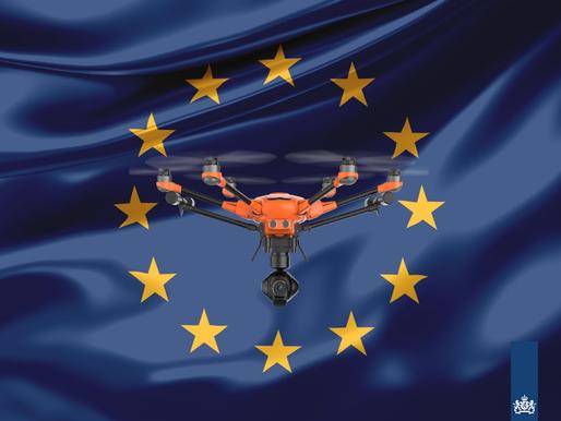 EU Droneregels 2021