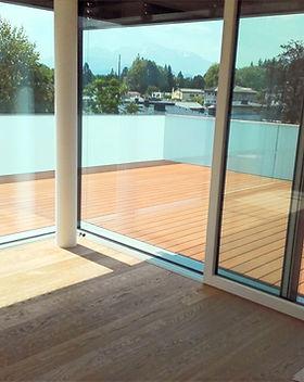 Terrasse   Balkon Zimmerei Holzbau Greisberger