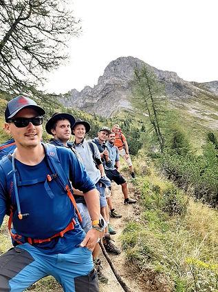 Teamausflug Holzbau Greisberger Großarl