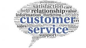 customer service vs. customer serves
