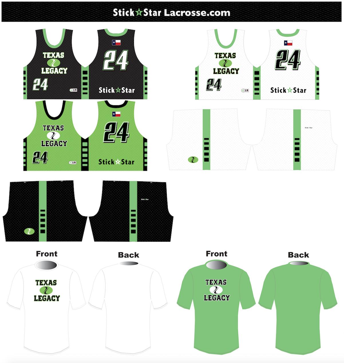 Texas Legacy Kit