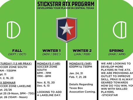 StickStar ATX PROGRAM