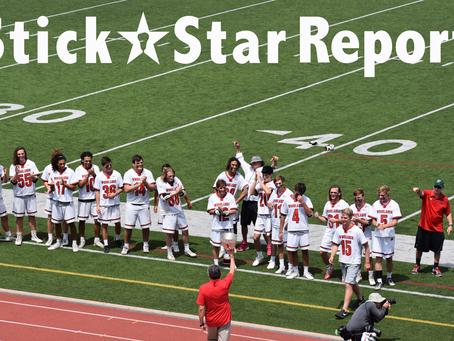 #StickStarReport19 - YEAR 9