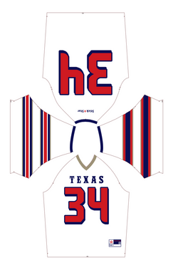 Texas United Jersey