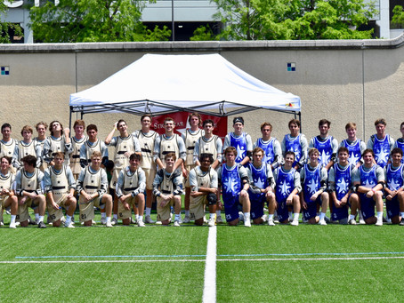 TX LAX ASG 2020 GAME Roster Release.