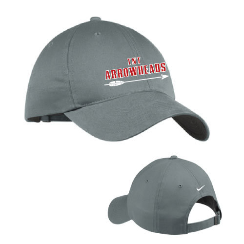 Anthracite Nike Hat