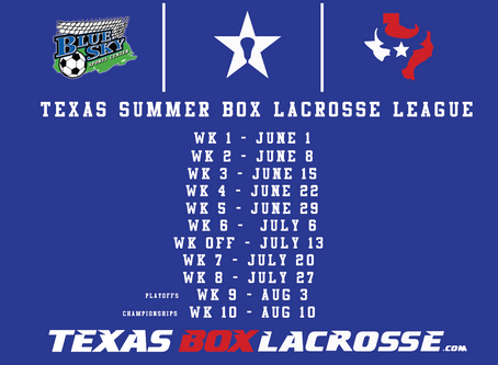 BLUE SKY SUMMER BOX LEAGUE