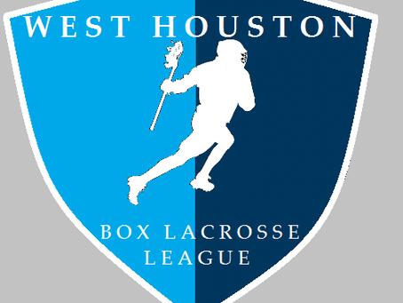 West Houston Box Lacrosse League