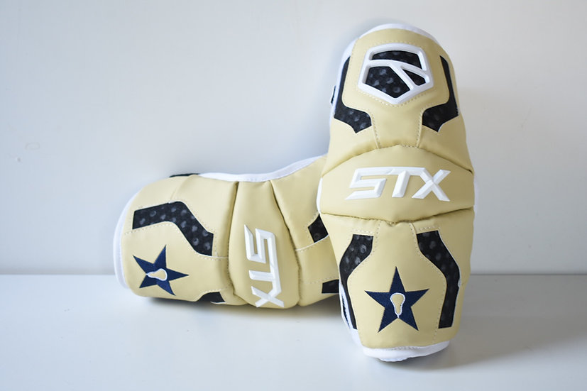 SitckStar Custom Khaki STX Cell IV Arm Pads