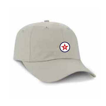 Imperial Khaki Low Profile Golf Hat
